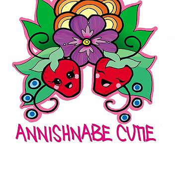 Annishnabe Cutie by mylittlenative