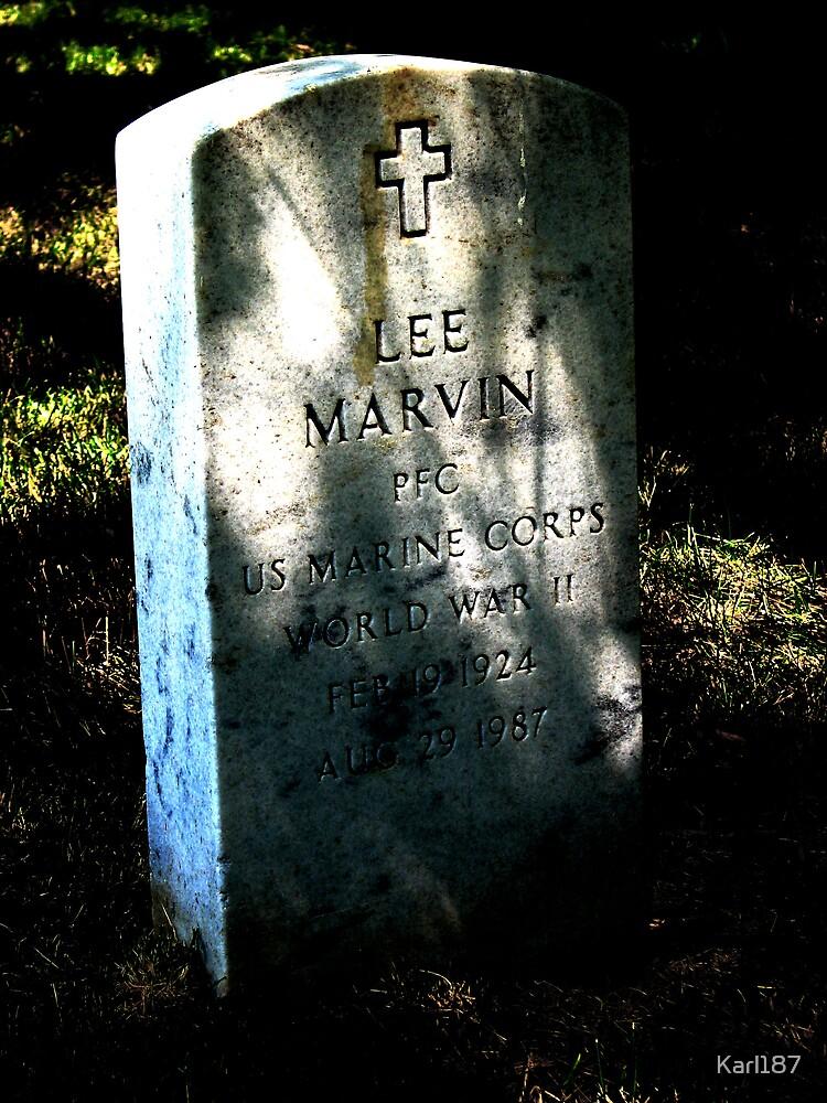 Lee Marvin by Karl187