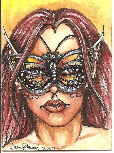 Monarch Beauty by artwoman3571