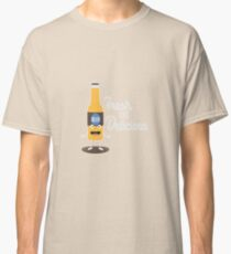 Beerbottle fresh and delicious Rdm8l Classic T-Shirt