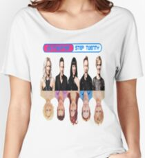 Step Twenty (Steps 20th Anniversary) Women's Relaxed Fit T-Shirt