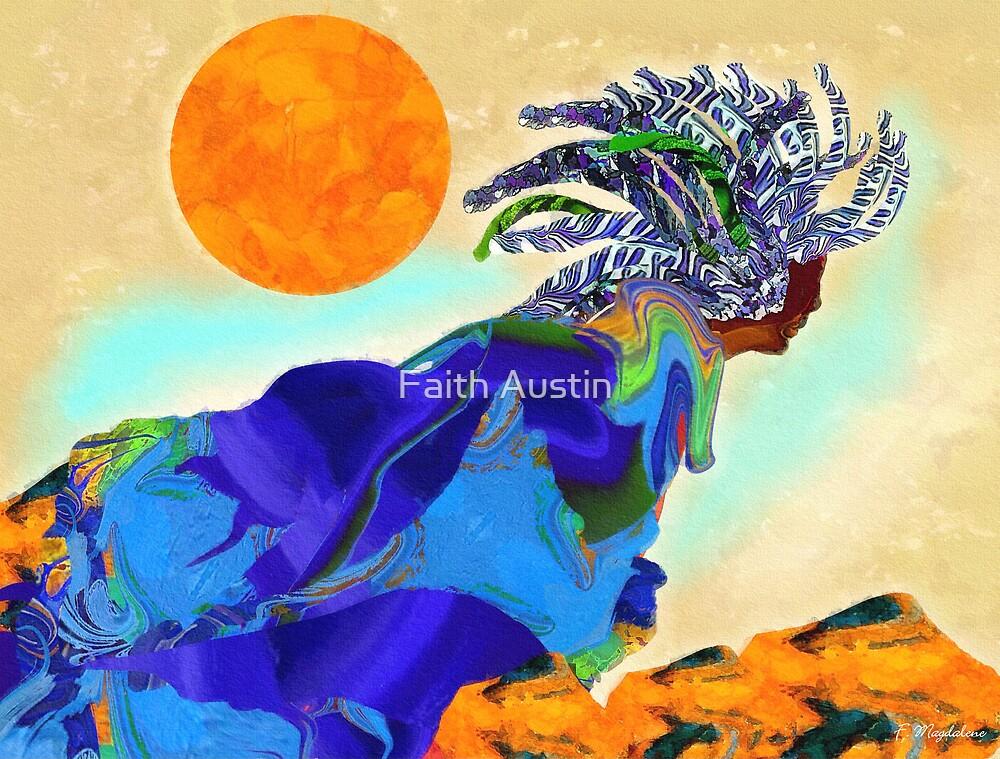 Rising Sun by Faith Magdalene Austin