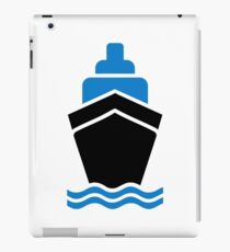 Container ship iPad Case/Skin