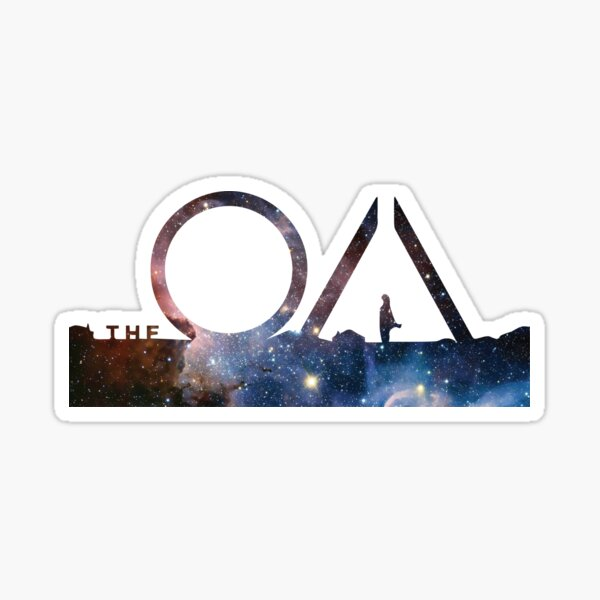 The OA - Galaxy Sticker