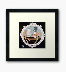 Seaman's Voyage Framed Print