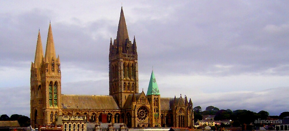 Truro Cathedral by alimomma