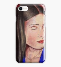 The Heat of Penance Makes Me Sweat iPhone Case/Skin