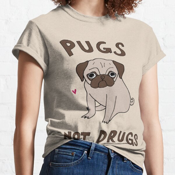 I workout to keep up with my Pug Dog Pet Unisex T-Shirt