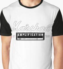 Marshall Amp JCM800 Graphic T-Shirt