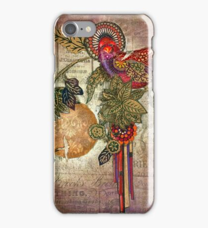 Last Two Birds in Paradise iPhone Case/Skin