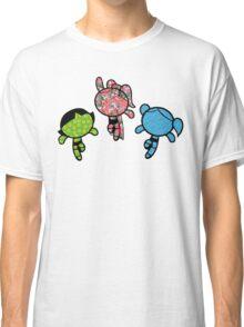 The Powerpuff Girls Classic T-Shirt