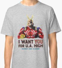 U.A. RECRUITMENT Classic T-Shirt
