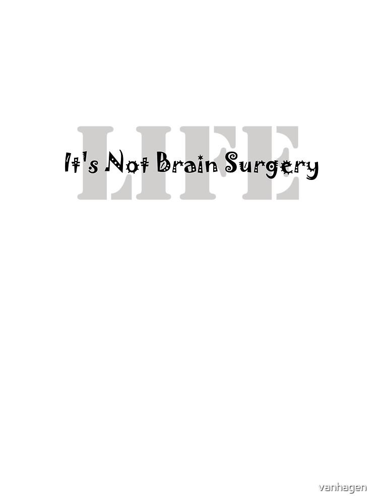 brain surgery by vanhagen
