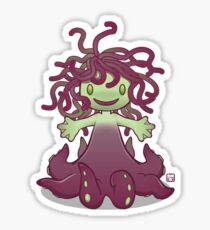 Little Sea Monster Sticker