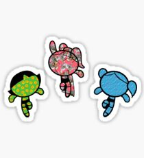 The Powerpuff Girls Sticker