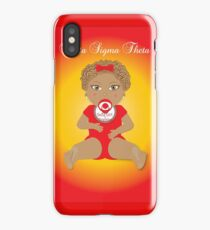 Delta Girl iPhone Case/Skin