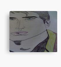 Cedric Diggery Canvas Print