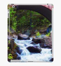 Water Under The Bridge iPad Case/Skin