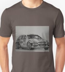 Ford Focus Rally 2002 Unisex T-Shirt