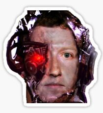 Zuckerborg Sticker