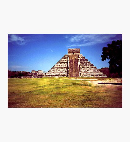 Ziggurat Photographic Print