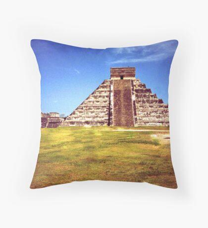 Ziggurat Throw Pillow