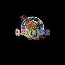 Queerassic World with Tyrannysaurus Regina by technoqueer