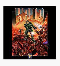Halo-Doom Photographic Print