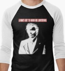 Dirty Harry - A Man's Got To Know His Limitations Men's Baseball ¾ T-Shirt