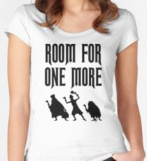 Room For One More Women's Fitted Scoop T-Shirt