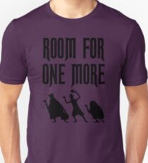 Room For One More T-Shirt