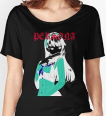 Persona 4 Yukiko Gothic Design Women's Relaxed Fit T-Shirt
