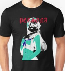 Persona 4 Yukiko Gothic Design T-Shirt