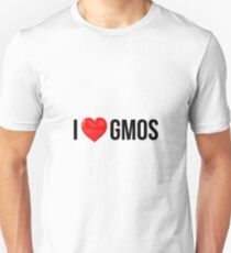 GMOs Unisex T-Shirt