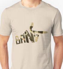 Cowboy Bebop Bang Logo Unisex T-Shirt