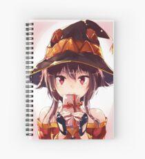 Megumin Spiral Notebook