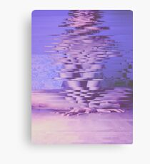 Fragmented Nude Canvas Print