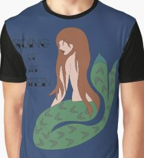 Shelby The Siren Graphic T-Shirt