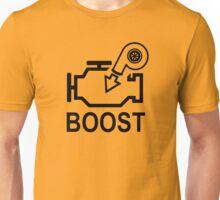 Boost Engine Unisex T-Shirt