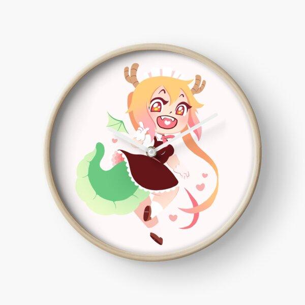 Dragon Maid Clock