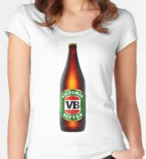 VB Beer Women's Fitted Scoop T-Shirt