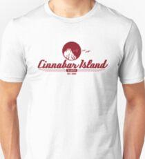 PKMN - Cinnabar Island Tourist Shirt T-Shirt