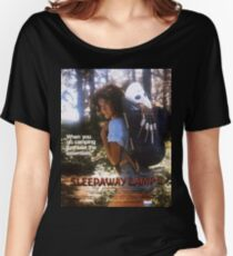 Unhappy Campers Women's Relaxed Fit T-Shirt