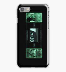 Metal Gear Solid Codec  iPhone Case/Skin