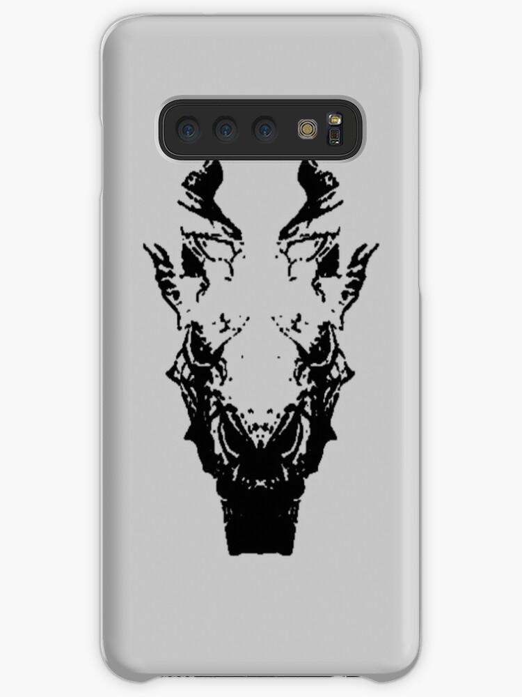 'Dragon Skull' Case/Skin for Samsung Galaxy by spartan4279