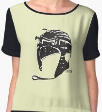 Caleb Daniel - Helmet Women's Chiffon Top