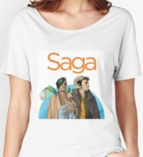 Saga - Comic Women's Relaxed Fit T-Shirt