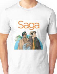 Saga - Comic Unisex T-Shirt