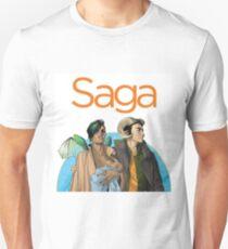Saga - Comic T-Shirt