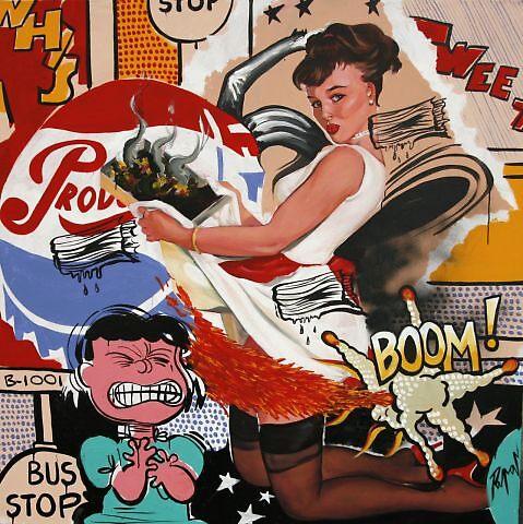 """""""BOOM"""" by sharonldawson"""